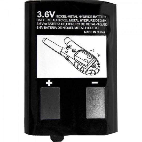 Bateria Recarregável AA 3,6V 650mAh Para TALKABOUT 53615 MOTOROLA