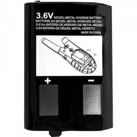 Bateria Recarregável AAA 3,6V 700mAh Para TALKABOUT 53617 MOTOROLA
