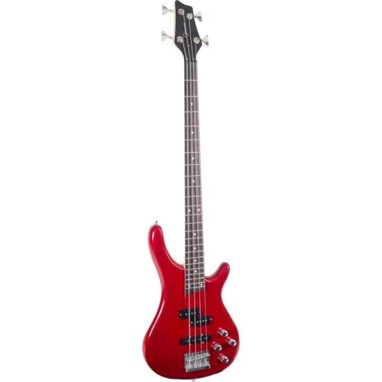 Contrabaixo GB-200A SONIC-X Metallic Red GIANNINI