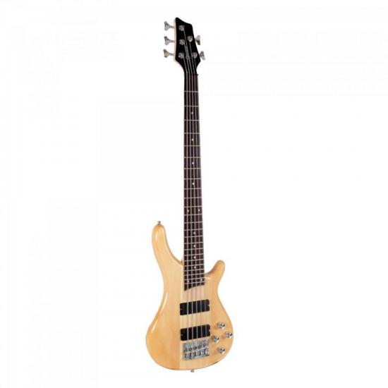 Contrabaixo GB-205A SONIC-X Natural Brilhante GIANNINI (61876)