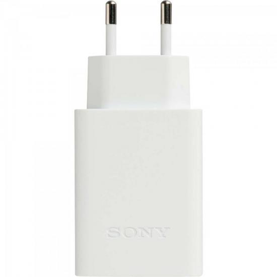 Carregador USB Tipo C 3A CP-AD3 Branco SONY