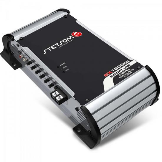 Módulo 1600W 2 Ohms EXPORT LINE EX1600EQ STETSOM