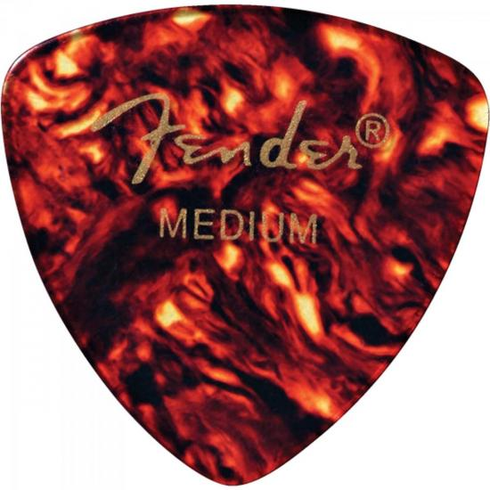 Palheta Celulóide Shape Classic 346 Medium Shell FENDER
