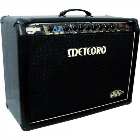 Cubo para Guitarra 160W NITROUS GC160 Preto METEORO