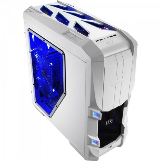 Gabinete Gamer Full Tower GT-S EN52179 Branco AEROCOOL