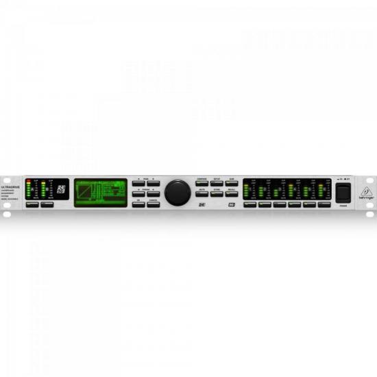 Processador Ultradrive Pro DCX2496LE BEHRINGER