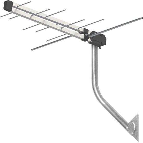 Kit Antena Externa com Cabo VHF/UHF/FM/HDTV PROHD-3610 PROELETRONIC
