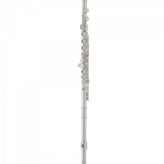 Flauta Transversal Soprano C YFL-312 Prata YAMAHA