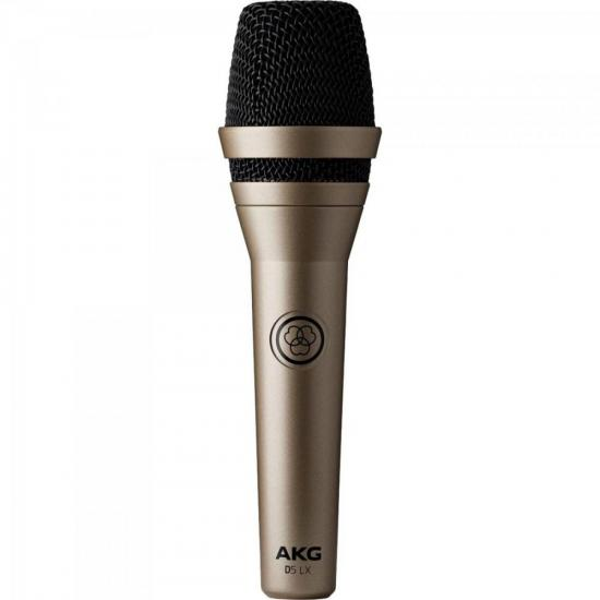 Microfone Dinâmico D5 LX AKG