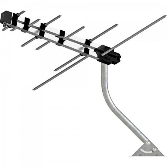 KIT Antena 4x1 Prohd 3630/01 LOG Preto PROQUALIT