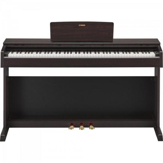 Piano Digital ARIUS YDP-143R Marrom YAMAHA