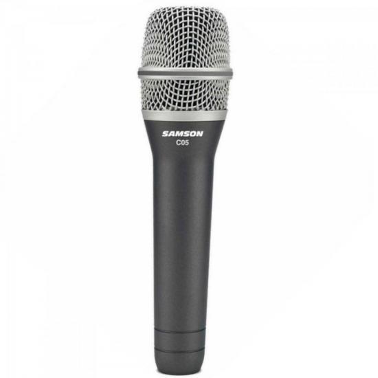 Microfone Condensador de Mão C05CL Preto SAMSON