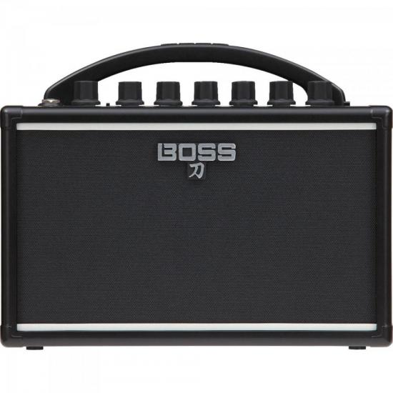 Cubo p/ Guitarra KATANA-MINI Preto BOSS