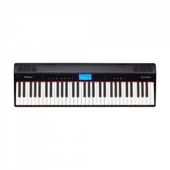Piano Digital GO-61P Preto ROLAND