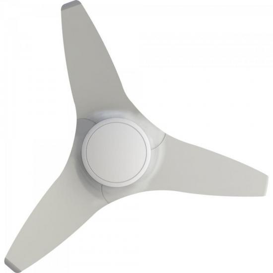 Ventilador De Teto c/ Controle 220v FLOW Branco VENTISOL