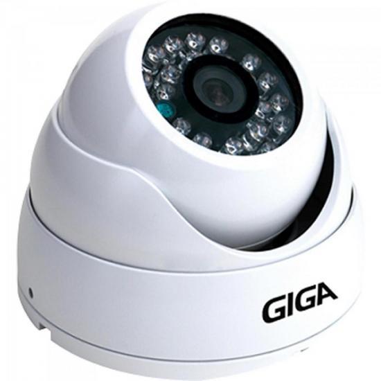 Camera Dome 2,8mm Infra 30m 720P OPEN HD (4 em 1) GSOHDP30DB Branco GIGA