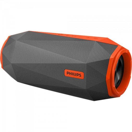 Caixa Multimídia Bluetooth SB500M/00 Laranja PHILIPS