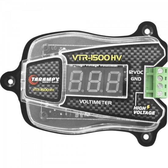 Voltimetro Digital VTR1500 TARAMPS
