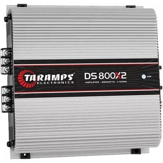 Modulo 800W 4R 2Canal DS800 TARAMPS