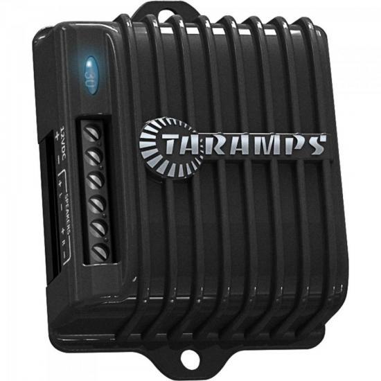 Módulo Amplificador 160W 4R 2 Canais DS160X2 preto TARAMPS