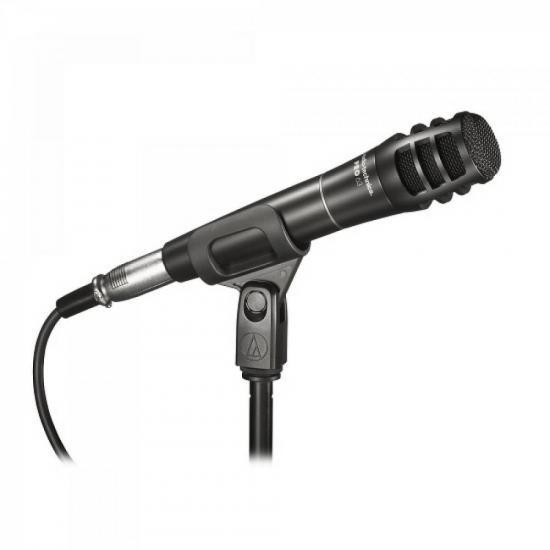 Microfone Dinâmico Cardióide PRO63 Preto AUDIO TECHNICA