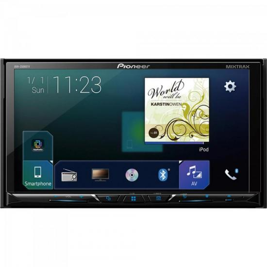 DVD Player Automotivo AVHZ5080TV Preto PIONEER