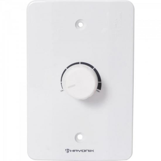 Atenuador p/ Som Ambiente 10W Branco HAYONIK (64440)