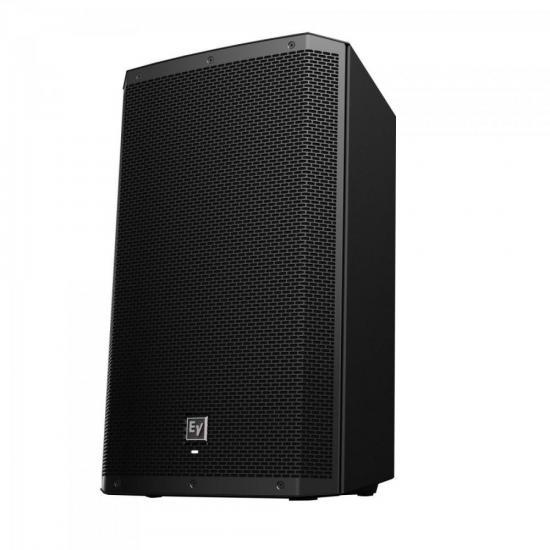 Caixa de Som Ativa ZLX 12P Preta ELECTRO VOICE