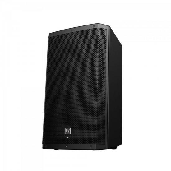 Caixa Acústica Ativa ZLX 15P Preta ELECTRO VOICE