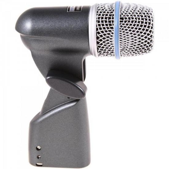 Microfone Percussão BETA 56A Chumbo SHURE