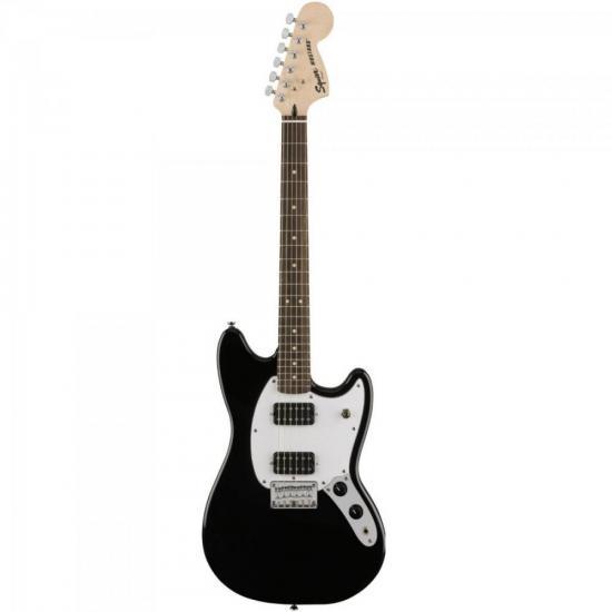 Guitarra BULLET MUSTANG 506 Preta SQUIER
