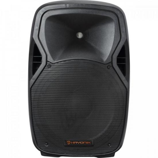 Caixa Acústica Ativa 600W Bluetooth CPA 15600 HAYONIK (64854)