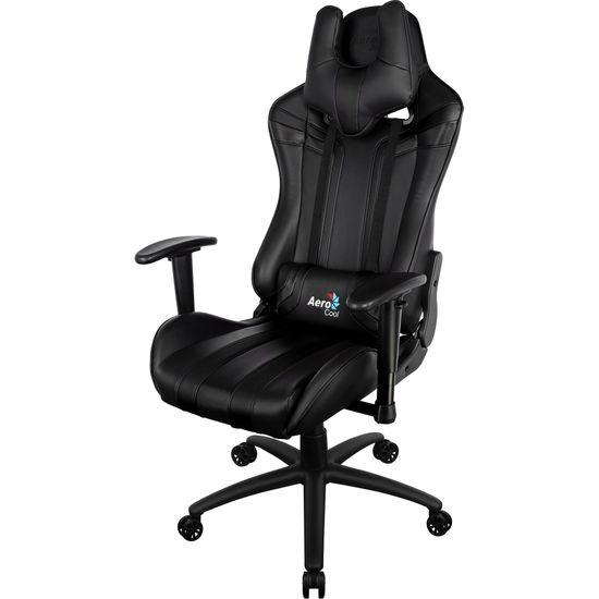 Cadeira Gamer Profissional AC120 EN59633 Preta AEROCOOL