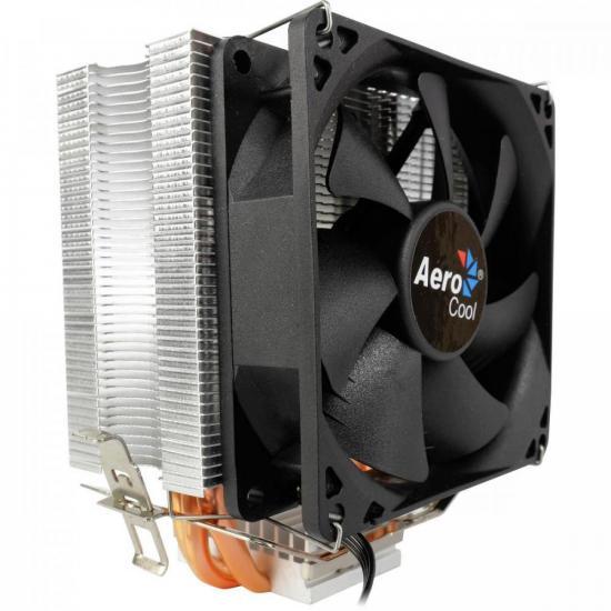 Cooler para Processador VERKHO 3 Preto AEROCOOL