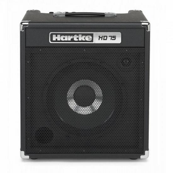 Cubo p/ Contrabaixo HD75 Preto HARTKE