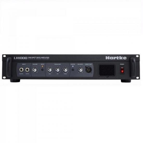 Amplificador para Baixo 100W LH1000 Preto HARTKE
