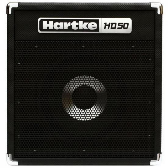 Cubo p/ Contrabaixo HD50 Preto HARTKE