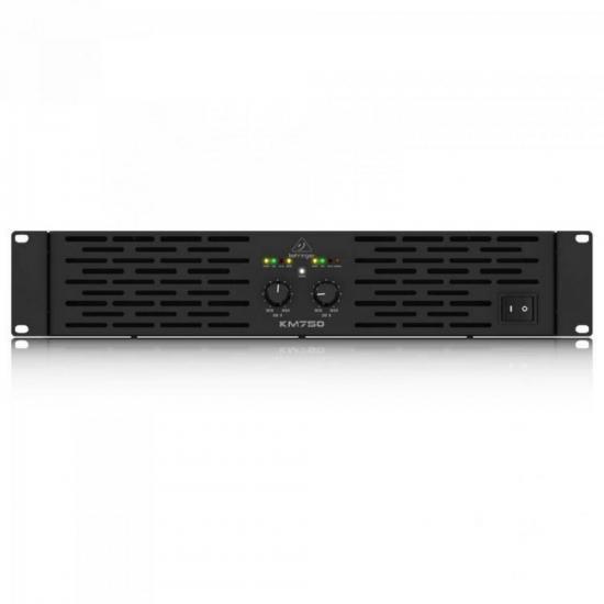 Amplificador Potência KM750 Preto BEHRINGER (65259)