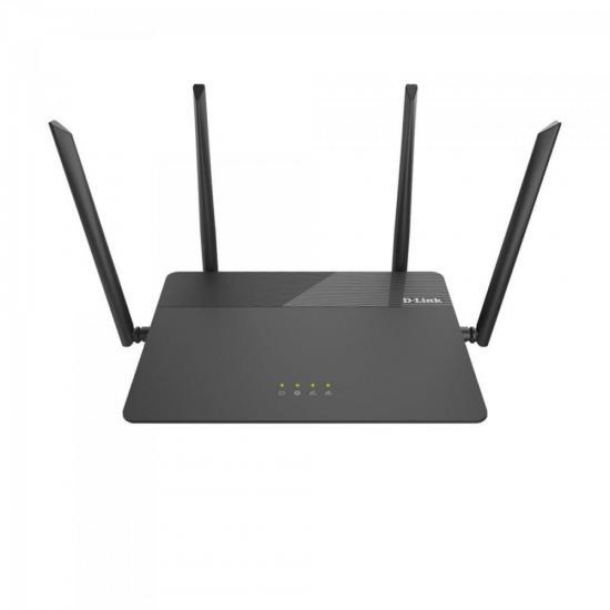 Roteador Wireless 1900Mbps DIR-878 Preto D-LINK
