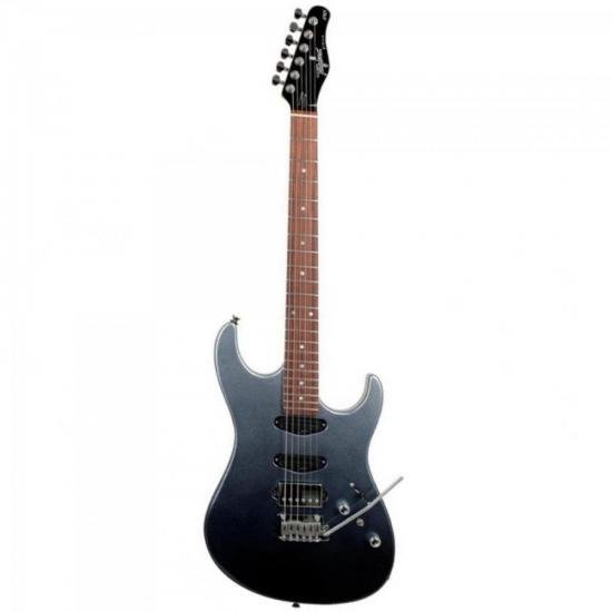 Guitarra STELLA H3 Black Fade Metall TAGIMA