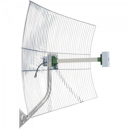 Antena Triband PQAG-3022 Cinza PROELETRONIC