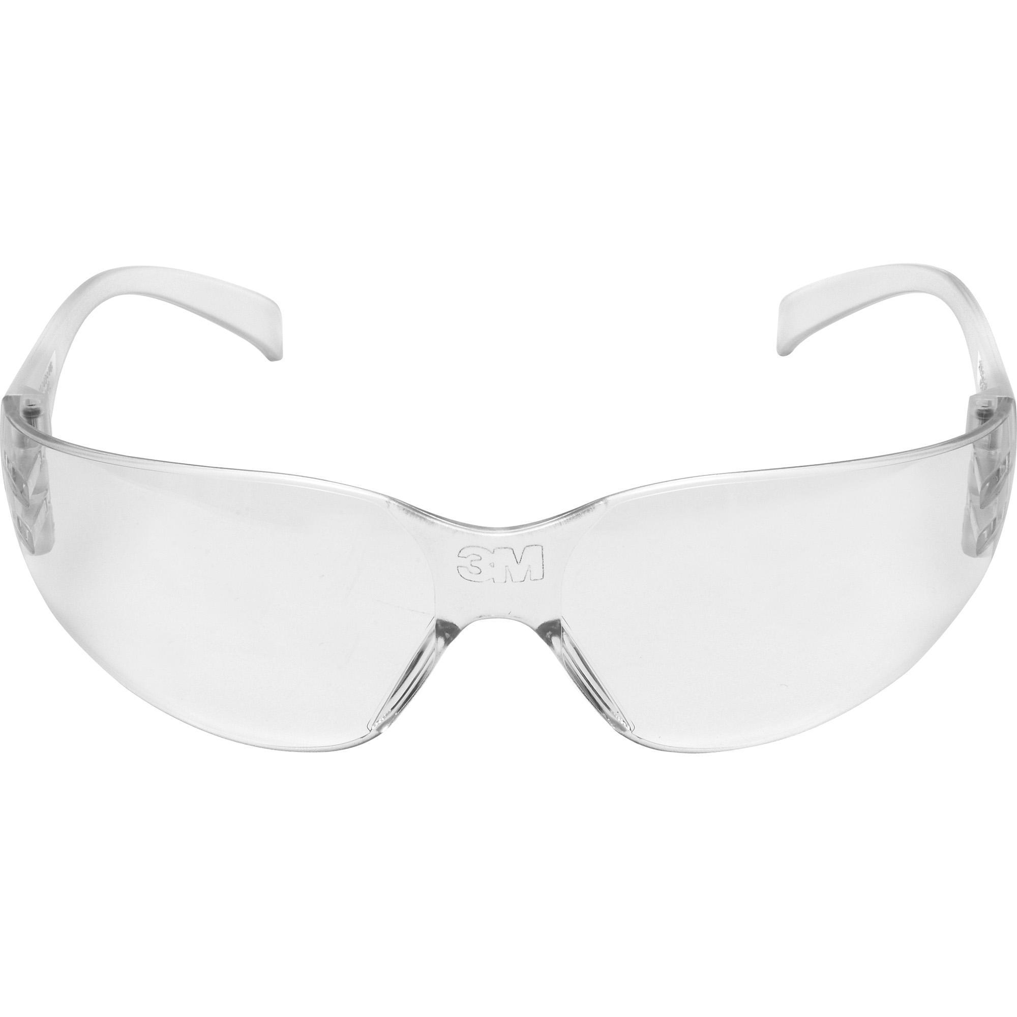 cdb7dbdbff7a7 Óculos de Proteção Antirrisco VIRTUA Transparente 3M - Mundomax