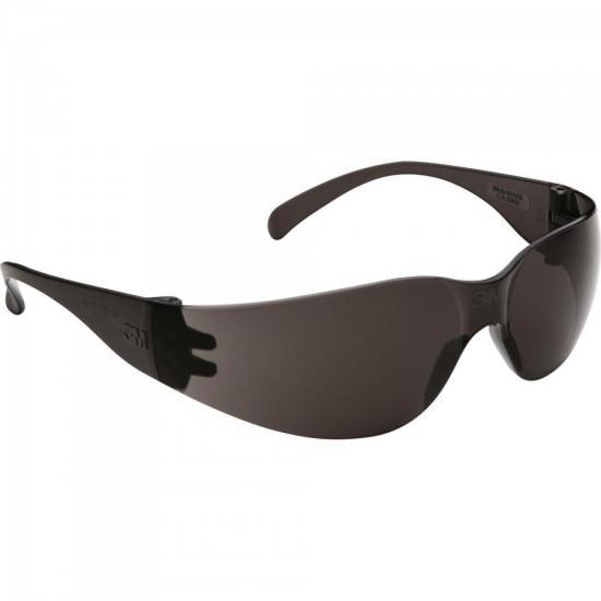861f2d6215dac Óculos de Proteção Antirrisco e Antiembaçante VIRTUA Cinza 3M - Mundomax