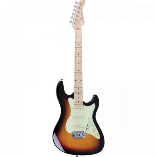 Guitarra Strato STS-100 Sunburst STRINBERG