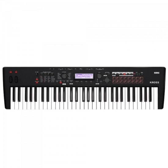 Teclado Workstation Kross2-61 KORG