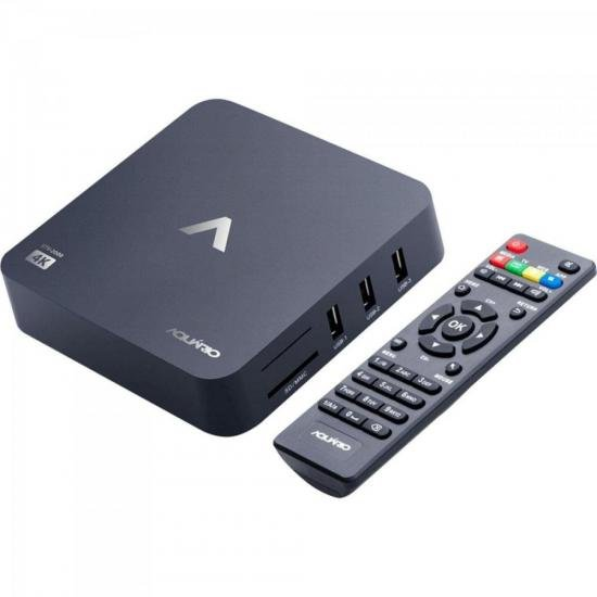 Smart TV Box Android STV-2000 AQUARIO (66676)