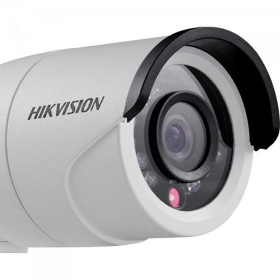 Camera Bullet HD-TVI-IR 1MP 20M 2.8mm DS-2CE16C0T-IR Branca HIKVISION
