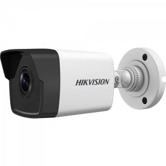 Câmera Bullet EXIR FULL HD 2MP 1080p 2,8mm 20M IP66 Plastico DS-2CE16D8T-ITP Ultra Low Light HIKVISION