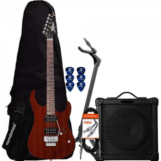 Kit Guitarra X1 DFR OPW CORT + Cubo + Acessórios
