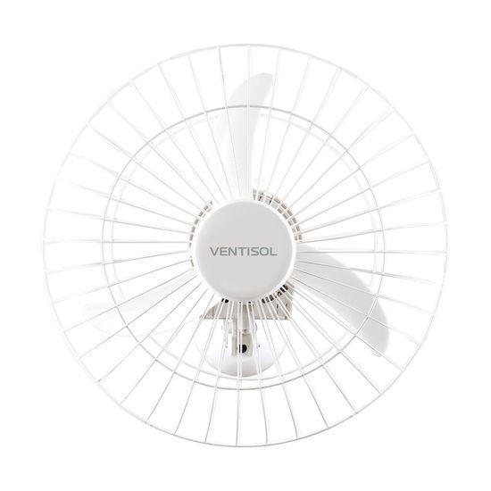 Ventilador de Parede Comercial 50cm Bivolt Branco VENTISOL (66888)